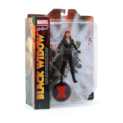 Black Widow actionfigur, samlarutgåva