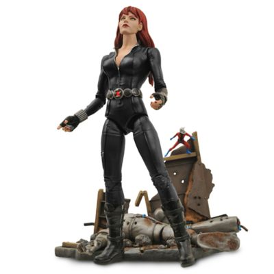 Black Widow actionfigur, Special Collector Edition
