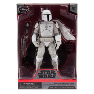 Star Wars 6.5'' Elite Series Die-Cast Figure, Boba Fett Prototype Armour