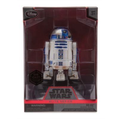 Star Wars Elite Series - R2-D2 Die Cast-Actionfigur
