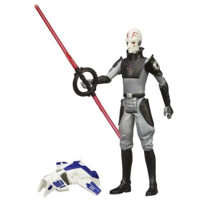 Inkvisitoren fra Star Wars Rebels figur