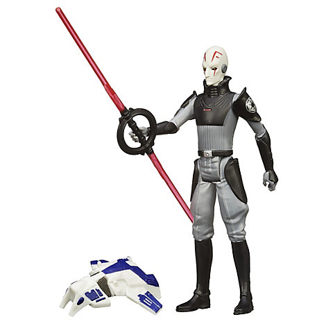 Figurine L'Inquisiteur de Star Wars Rebels