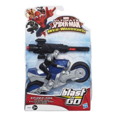 Web Warriors Spider Man Spider Racer