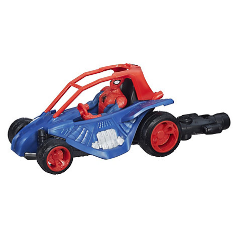 Web Warriors Spider Man Sand Runner