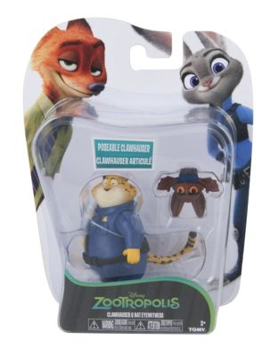 Officer Clawhauser and Bat Eyewitness Figures, Zootropolis