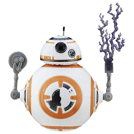 BB-8 Figure, Star Wars: The Force Awakens