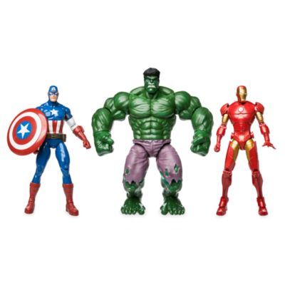 Avengers Deluxe Action Figure Gift Set