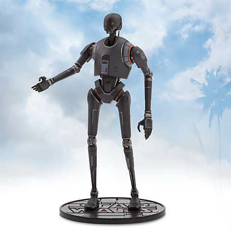 Rogue One: A Star Wars Story - K-2S0 Die Cast-Figur Elite Series ca. 16,5 cm