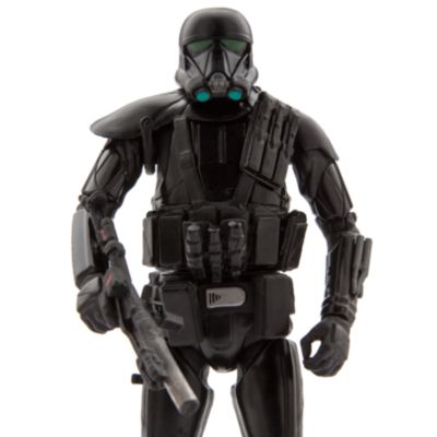 Rogue One: A Star Wars Story - Imperialer Death Trooper Die Cast-Figur Elite Series ca. 16,5 cm