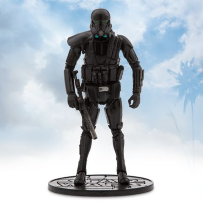 "Figura acción soldado imperial ""Death Trooper"" serie Élite 16,5 cm, Rogue One: Una historia de Star Wars"