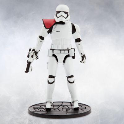 Muñeco escala soldado asalto Primera Orden serie Elite, Star Wars VII: El despertar de la Fuerza
