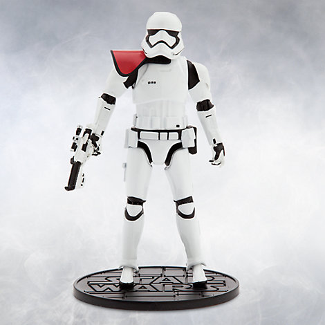 First Order Stormtrooper Officer Elite Series Die-Cast Figure, Star Wars: The Force Awakens