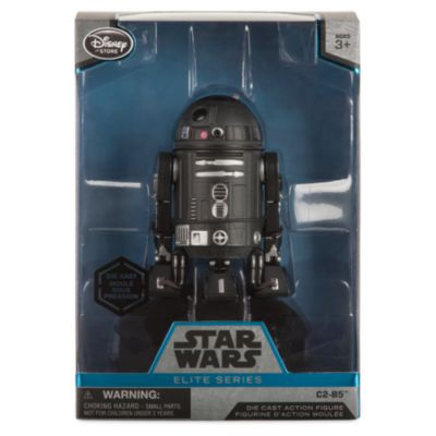 C2-B5 Elite Series Die-Cast 4.5'' Figure, Rogue One: A Star Wars Story