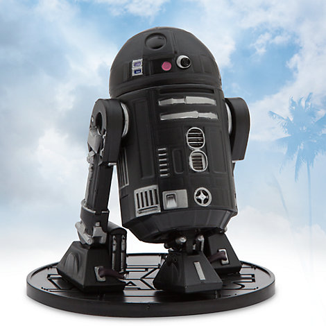 Figurine miniature C2-B5 de la série Elite, Rogue One: A Star Wars Story