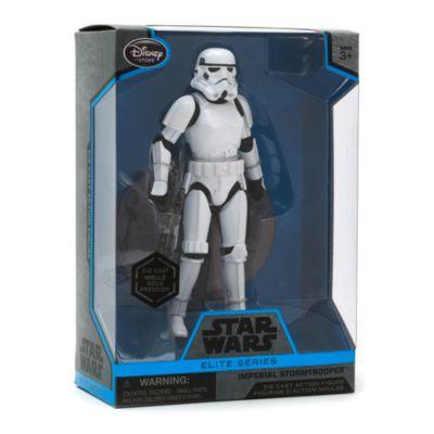 Støbt kejserlig Stormtrooper-figur fra vores Elite Series, Rogue One: A Star Wars Story