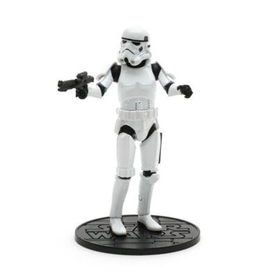 Figura de acción de un soldado de ataque imperial Rogue One: Una historia de Star Wars, serie Élite