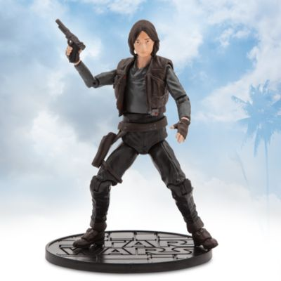 Jyn Erso Serie Elite action figure die-cast -  Rogue One: A Star Wars Story