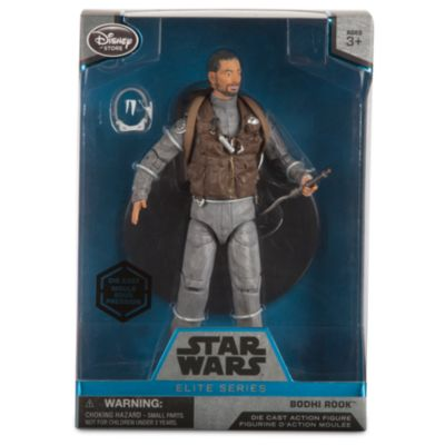 Star Wars Elite Series - Rogue One: A Star Wars Story Bodhi Rook Die Cast-Figur (ca. 16,5 cm)