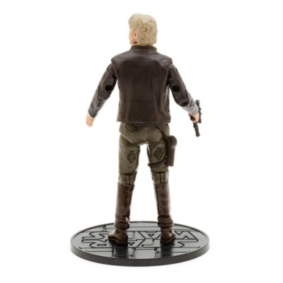 Muñeco a escala Han Solo serie Elite, Star Wars: El despertar de la fuerza