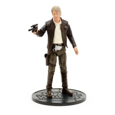 Han Solo Elite Series Die-Cast Figure, Star Wars: The Force Awakens