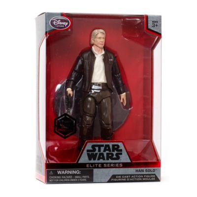 Han Solo Elite Series-figur, Star Wars: The Force Awakens