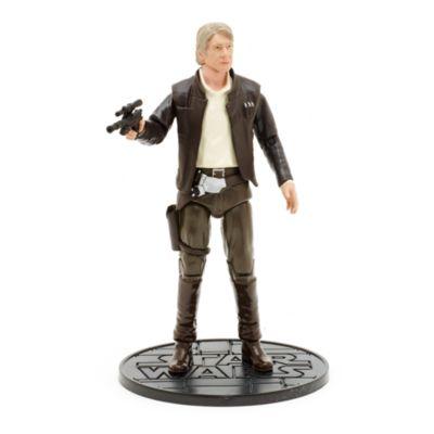 Figurine moulée Han Solo de la série Elite, Star Wars : Le Réveil de la Force