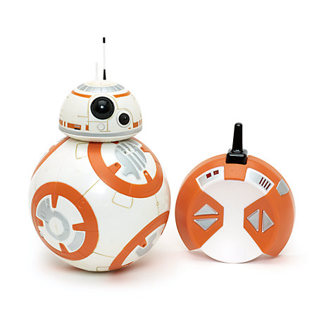 Deluxe Remote Control BB-8, Star Wars: The Force Awakens