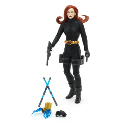 Black Widow Premium Action Figure, Marvel Ultimate Series