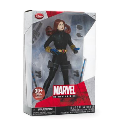 Figurine articulée Premium Black Widow, Série Marvel Ultimate