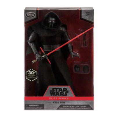 Figurita de acción Kylo Ren, Star Wars: El despertar de la Fuerza, colección Premium