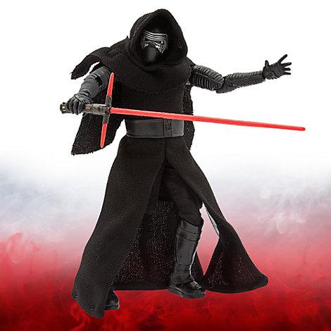 Kylo Ren Premium Action Figure, Star Wars: The Force Awakens