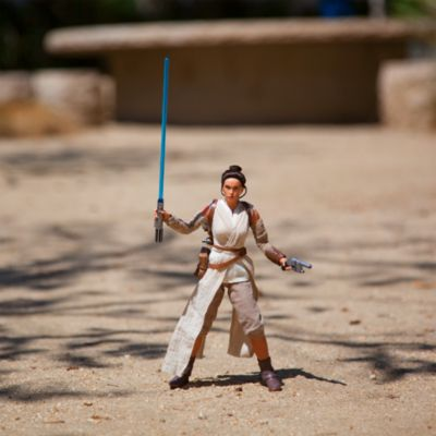 Exklusiv Rey-actionfigur, Star Wars: The Force Awakens
