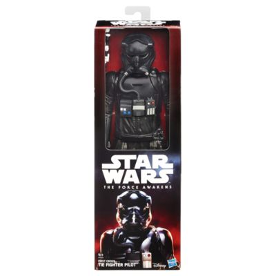 First Order TIE Fighter-pilot Titan Hero 30 cm actionfigur, Star Wars: The Force Awakens