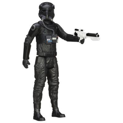 Figurine articulée de 30 cm Titan Hero Pilote de chasseur Tie du Premier Ordre, Star Wars : Le Réveil de la Force