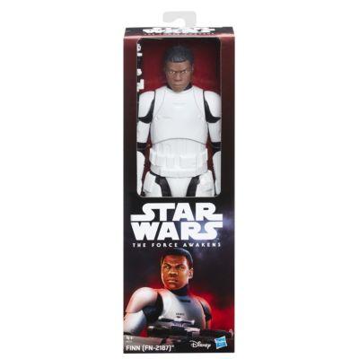 Figurine articulée de 30 cm Titan Hero FN-2187 Finn, Star Wars : Le Réveil de la Force