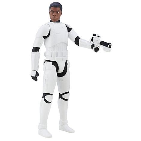 Muñeco de acción 30 cm Finn FN-2187, serie Titan Hero, Star Wars: El despertar de la fuerza