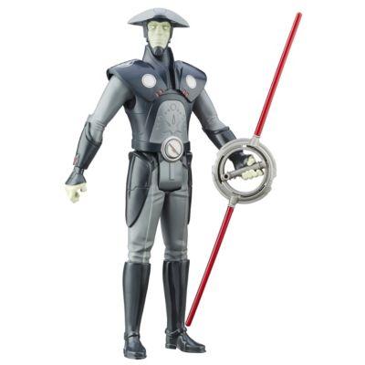 Figurine articulée de 30 cm Titan Hero Inquisiteur Cinquième Frère, Star Wars Rebels