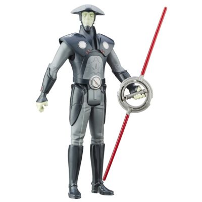 Personaggio snodabile Quinto Fratello Inquisitore serie Titan Hero 30 cm, Star Wars Rebels
