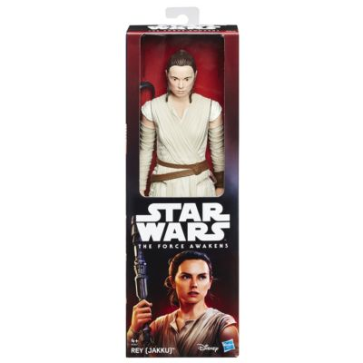 Rey Figure, Star Wars: The Force Awakens