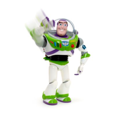 Personaggio Buzz Lightyear parlante 30 cm