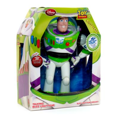 Buzz Lightyear talande actionfigur 30 cm, Toy Story
