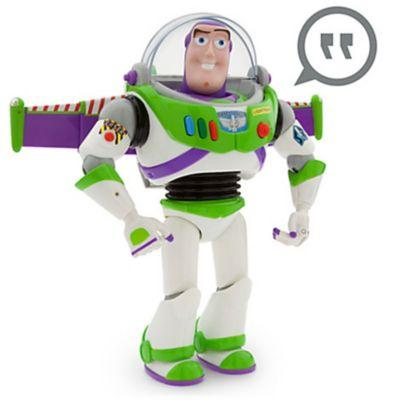 Talende Buzz Lightyear figur, 30 cm, Toy Story