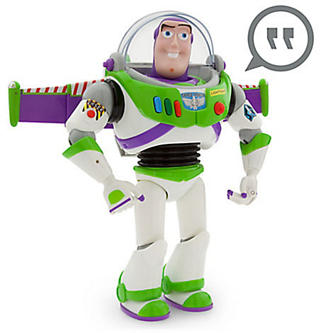 Toy Story - Buzz Lightyear - Sprechende Actionfigur