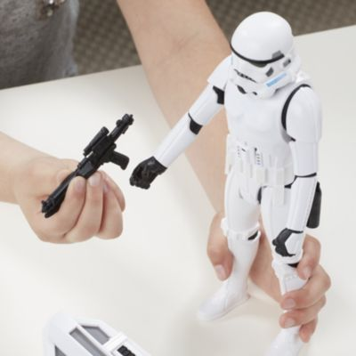 Personaggio Stormtrooper Imperiale Star Wars Interactech