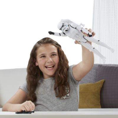 Star Wars Interactech Imperial Stormtrooper figur