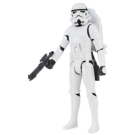 Star Wars Interactech Imperial Stormtrooper figur