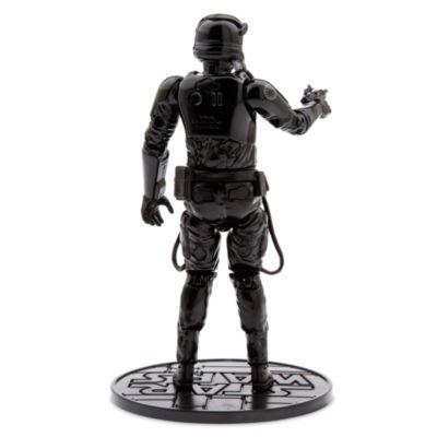 First Order TIE Fighter Pilot Elite Series Die-Cast Figure, Star Wars