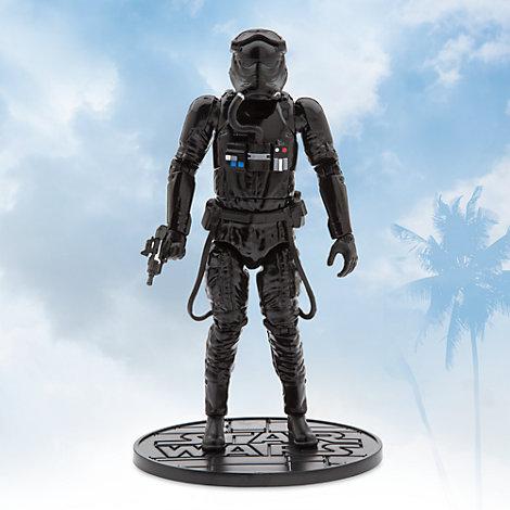 Star Wars Elite Series – Erste Ordnung TIE Fighter Pilot – Druckguss-Figur