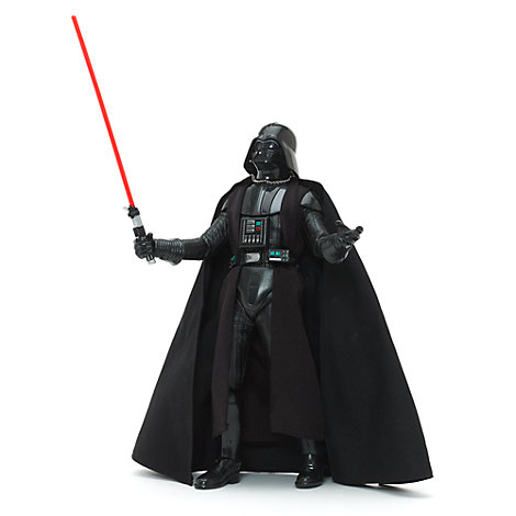Exklusiv Darth Vader Elite Series-actionfigur, Star Wars