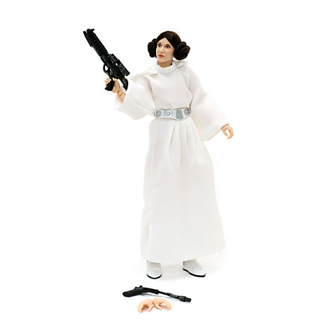Action figure della serie Elite Premium Principessa Leila, Star Wars